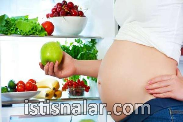 hamilelikte beslenmeye dikkat edilmeli, hamileyken beslenme önerileri, hamilelik döneminde dengeli beslenme