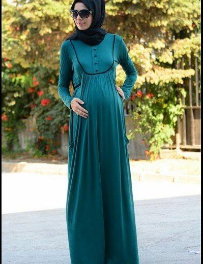 Tesettür Hamile Kıyafeti Modelleri Nelerdir?