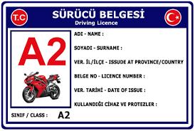 Esenler Sürücü Kursu A2 Ehliyet Fiyatları