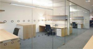 bölme duvar sistemleri, ofis bölme sistemleri