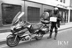Hızlı Teslimatlar İçin Moto Kurye