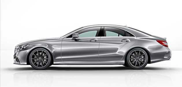 Mercedes CL Serisi