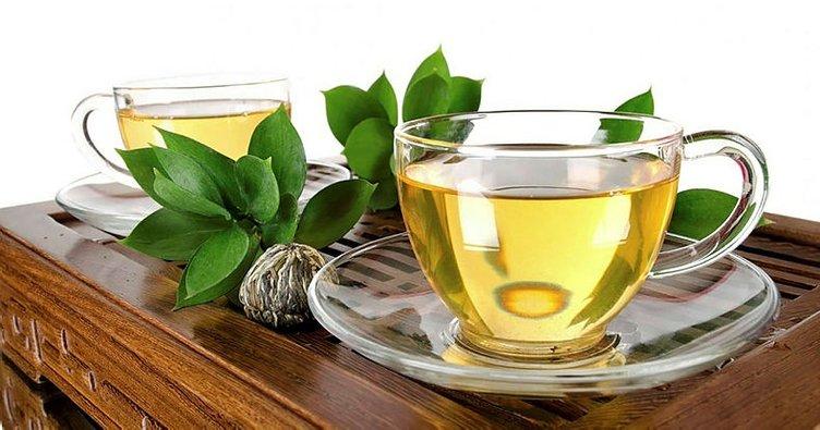 yeşil çayın faydaları, yeşil çay nelere iyi gelir