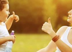 aile içinde çocuklar ile iletişim, çocuklar ile iletişim kurma