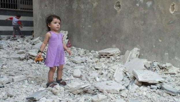 Savaş Görüntüleri Çocukları Nasıl Etkiler?
